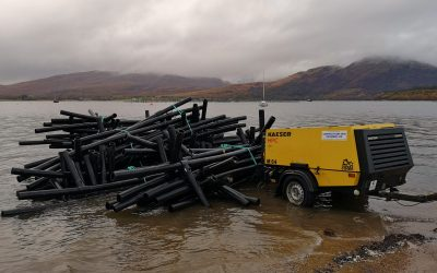 Near Miss At Scottish Sea Farms Mega-Hatchery